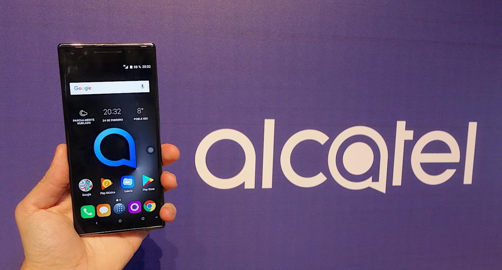 Alcatel Series 5