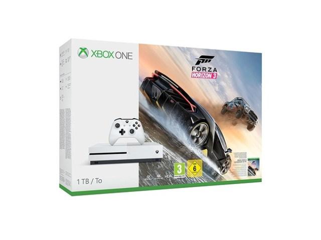 Xbox One S de oferta