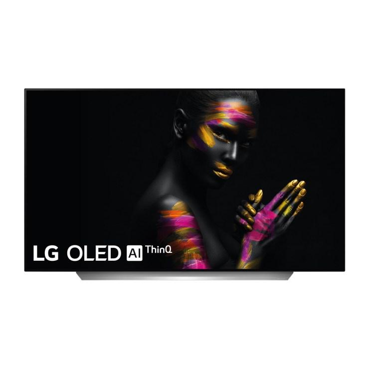 "TV OLED 139 cm (55"") LG OLED55C9MLB UHD 4K HDR Smart TV con Inteligencia Artificial (IA)"