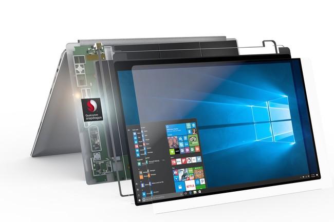 Permalink to Qualcomm y Microsoft lanzan los primeros portátiles Windows con ARM: prometen hasta 24 horas de autonomía