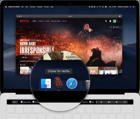 Clickr For Netflix