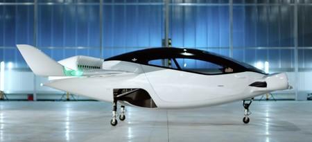 Lilium Taxi Volador