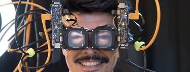 Este experimento (algo inquietante) de Facebook proyecta los ojos fuera de unas gafas de realidad virtual