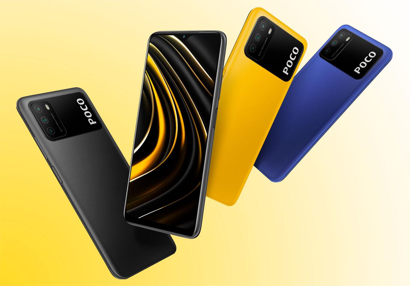 Nuevo Xiaomi POCO M3: características, precio y ficha técnica. teléfonos de Xiaomi que puedes comprar en Venezuela