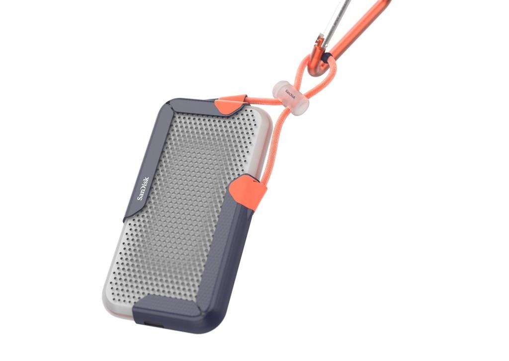 La primera unidad SSD de bolsillo con 8TB es de SanDisk, y es tan impresionante que no tiene precio ni fecha de lanzamiento