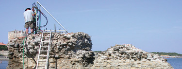 Uno de los mayores secretos de la Antigua Roma por fin resuelto: sobre este hormigón levantaron su Imperio