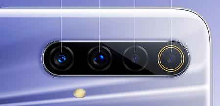 Realme X50m: una versión un poco más barata que mantiene la pantalla a 120  Hz, la cámara cuádruple y la conectividad 5G