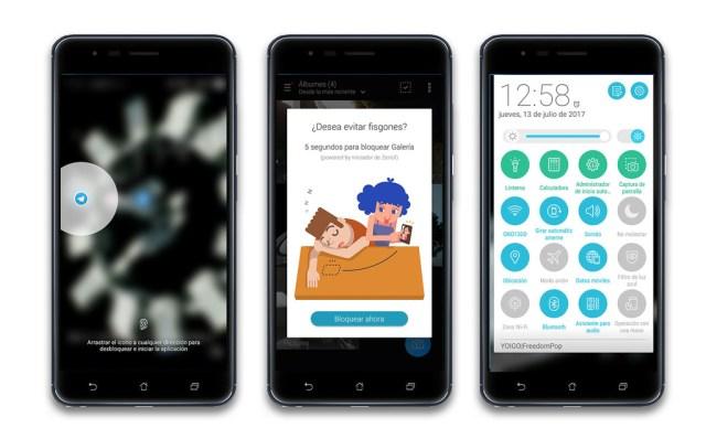 Asus Zenfone Zoom S Sistema