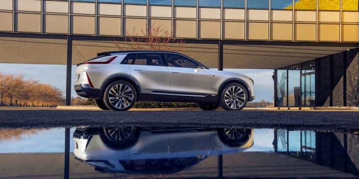 Cadillac Lyric: el primer SUV 100% eléctrico de la compañía estrena sistema de baterías y busca ser una alternativa de lujo