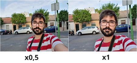 Muestra Selfie