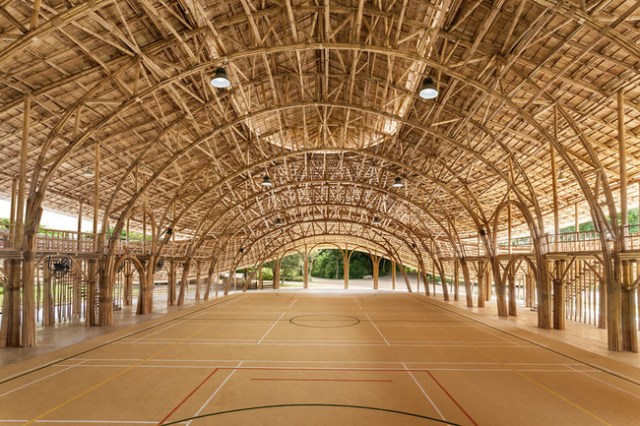 Bamboo Sports Hall 7