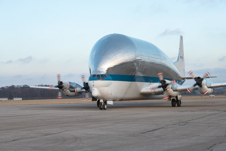 Nasa Super Guppy 8