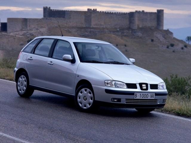 Seat Ibiza 1999 2002