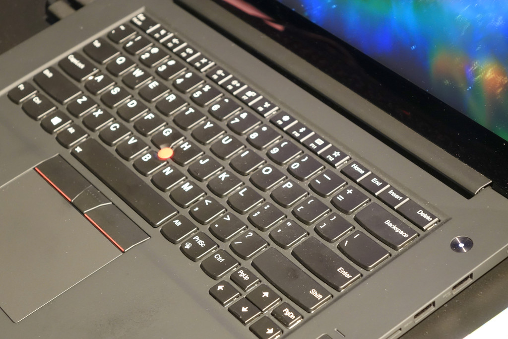 Thinkpadx1teclado