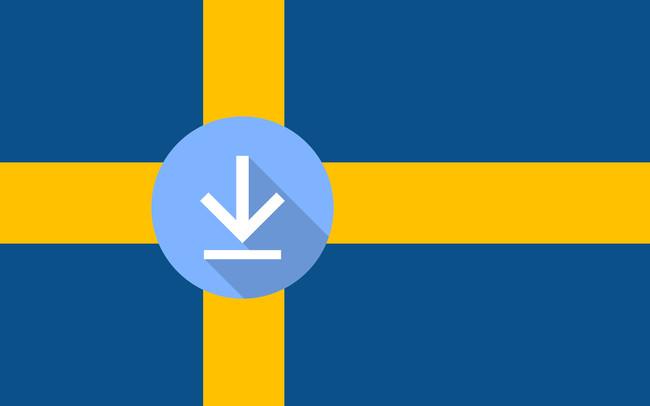 Bandera Suecia Descargas Derechos De Autor