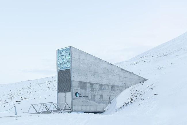 Svalbard Gloabl Seed Vault
