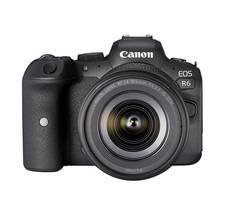 Canon Eos R6 01