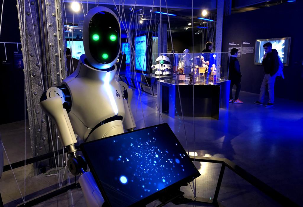 Permalink to 'Nosotros, robots', la exposición de robótica del año sobre el origen, evolución y posibles peligros de los autómatas