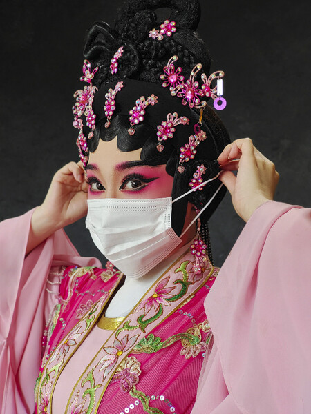 Queenie Cheen Cantonese Opera Eyesoftheworld Vivox50pro China