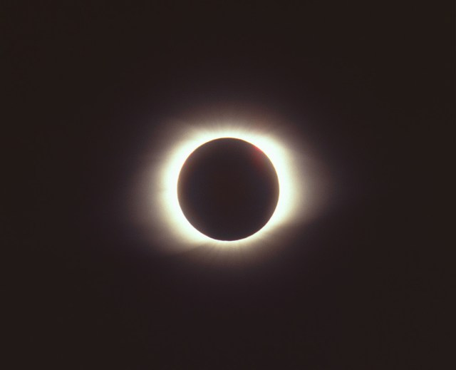 Total Solar Eclipse Of March nueve 1997