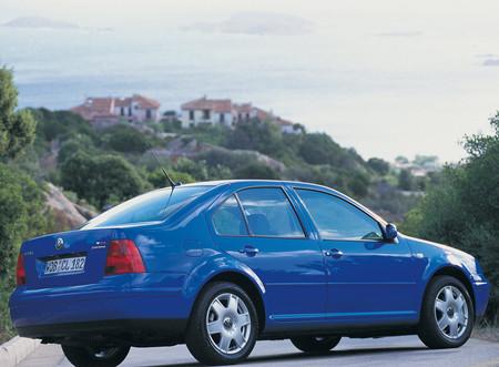 Volkswagen Bora 1998 1600 06