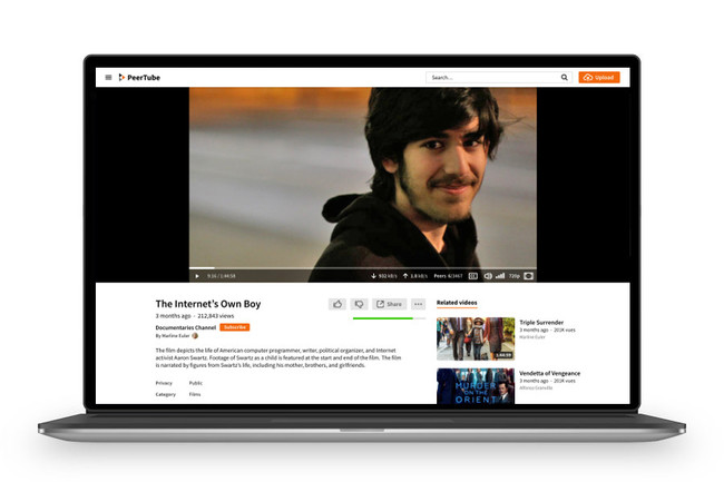 Permalink to PeerTube, la plataforma P2P, open source y descentralizada que quiere ser una alternativa a YouTube