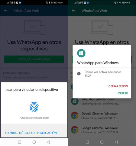 """WhatsApp renews the """"WhatsApp Web"""" screen in its app as a preview of multi-device support"""