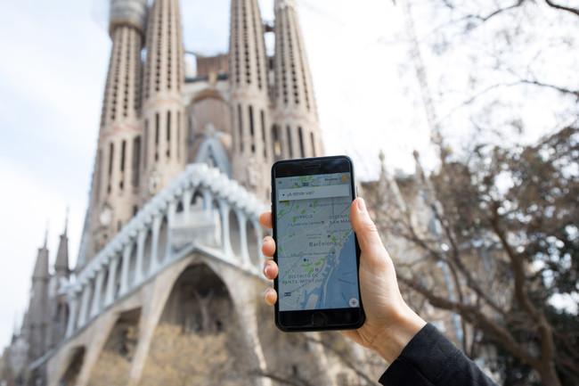 Uber Barcelona