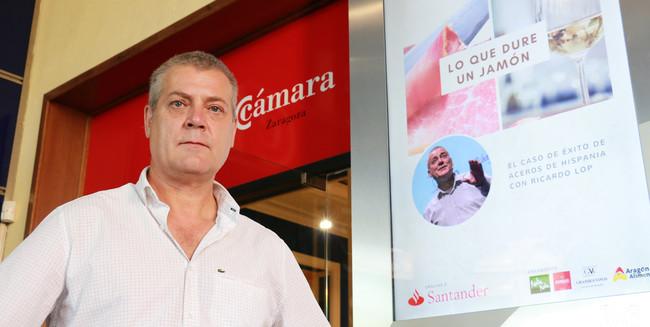 Ricardo Lop Camara De Zaragoza