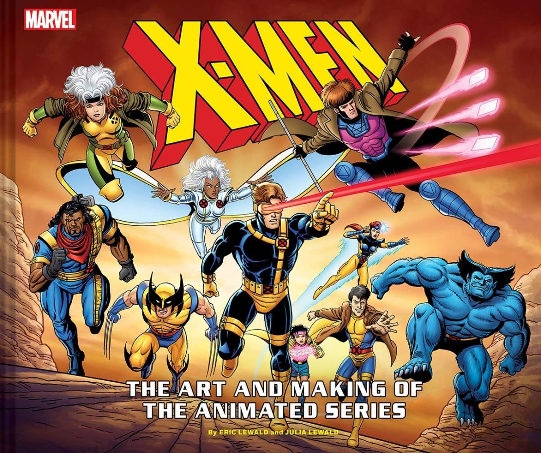 X-Men: The Art and Making of the Animated Series (Inglés) Pasta dura