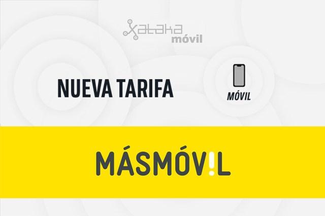 MásMóvil mejora sus tarifas móviles de contrato con más alternativas y más gigas desde 6,90 euros(EUR) al mes