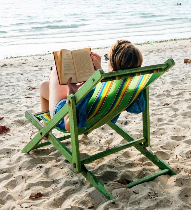 Libros Leer Verano Playa