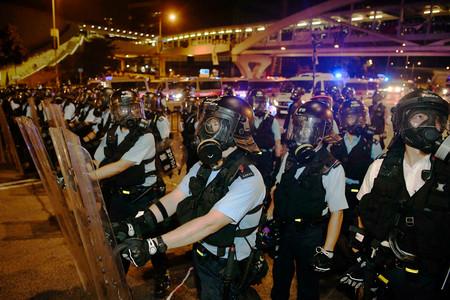 Resultado de imagen para protestas en hong kong