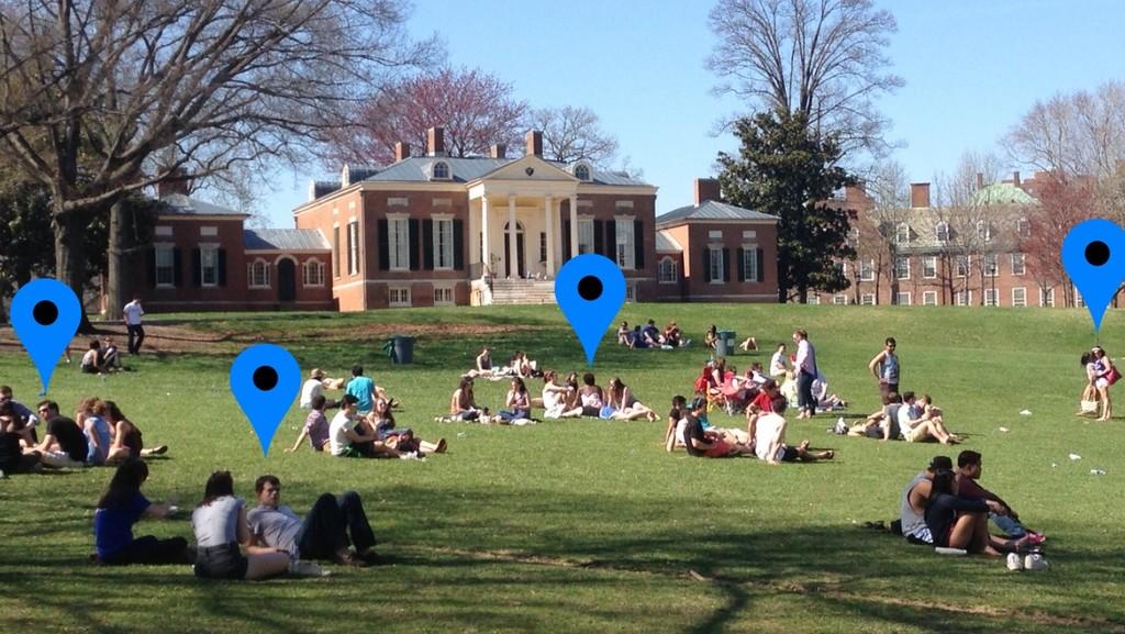 La Univ. de Purdue averiguó los lugares (y personas) preferidos de sus estudiantes sólo con examinar sus conexiones WiFi