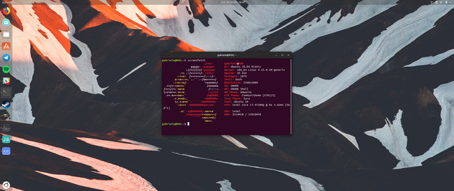 Resena Ubuntu 18 04 Bionic Beaver