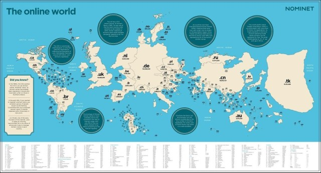 Map Of The Online World Scaled