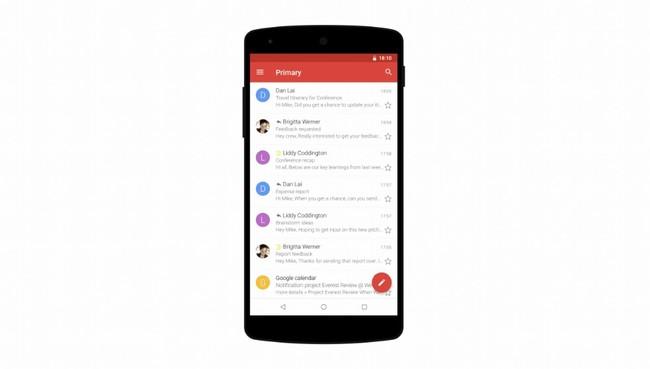 Permalink to Gmail ya permite desactivar la interfaz de conversación en sus aplicaciones móviles