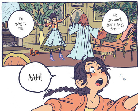 Prince And The Dressmaker Thebeat Excerpt Page 7