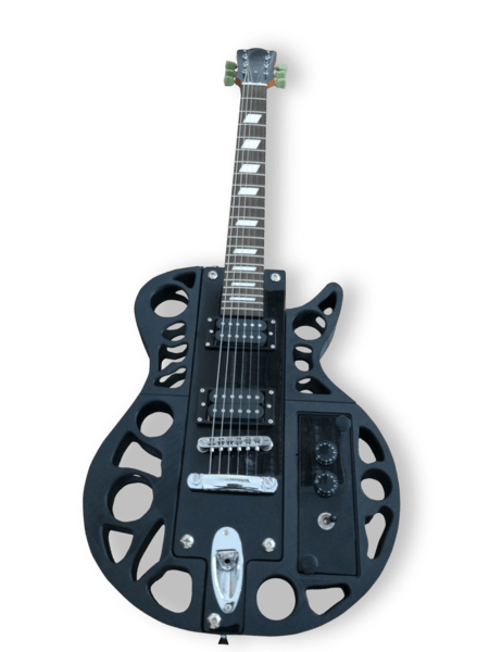 Another guitar model printed in 3D
