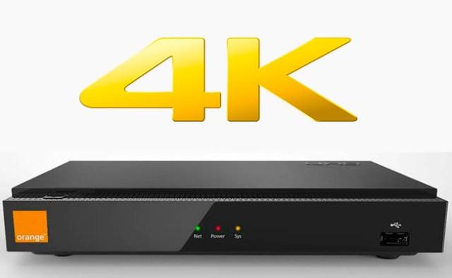 Orange renueva su apuesta por la transmisión con un reciente decodificador 4K y apps para Android™ TV