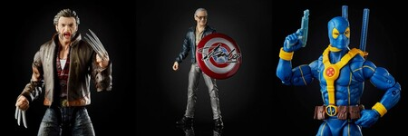 Figuras Marvel Legends en oferta en Amazon México