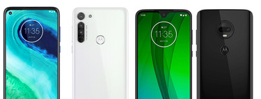 From Moto G7 to Moto G8: all that has changed for Motorola's standard mid-range carrier