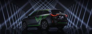 Razer y NIO unen fuerzas para dar vida a un alucinante y exclusivo coche eléctrico para gamers en formato SUV