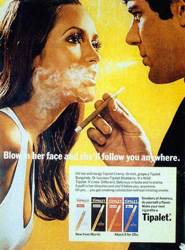 Publi Tabaco Mentol