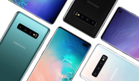 Comparison Huawei P30 vs Samsung Galaxy S10 vs Xiaomi Mi 9 vs iPhone XS vs LG V50