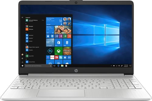 "Portátil HP Notebook 15s-fq1077ns 15,6"" Plata"