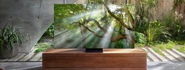 Las teles también «pasan» de los marcos: Samsung presenta en CES su primer televisor 8K con un 99% de aprovechamiento del frontal