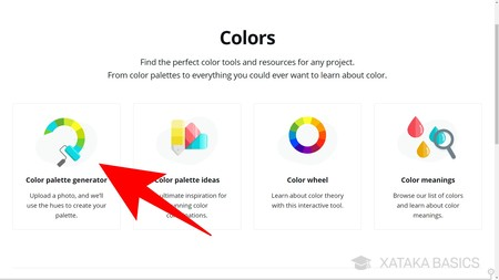 Generador Colores