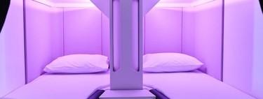Air New Zealand pondrá a dormir a los pasajeros de clase turista