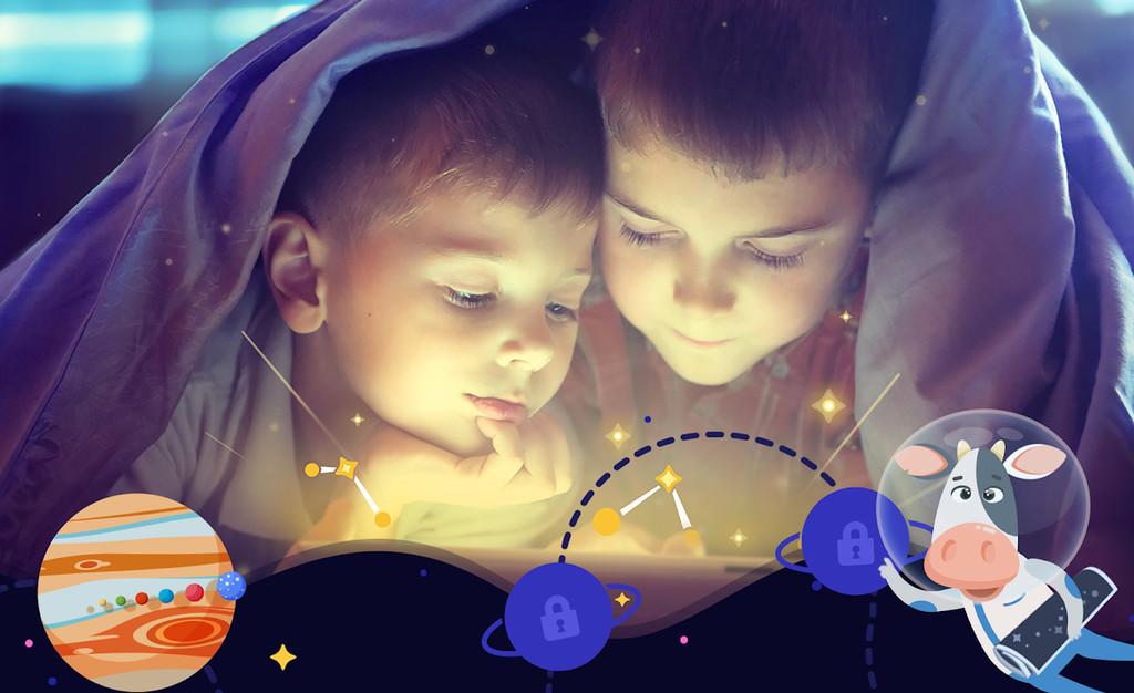Cinco apps para que los chicos aprendan astronomía jugando